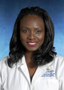 Dr. Promise Ariyo, Assistant Professor, Adult Critical Care Medicine
