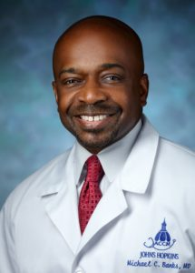 Dr. Michael Banks, Assistant Professor, Adult Critical Care Medicine