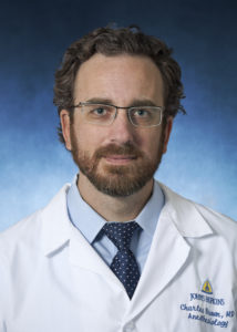 Charles Brown, MD, Assistant Professor, Division of Cardiac Anesthesia