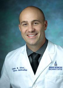 Nicholas Michael Dalesio, MD, Assistant Professor, Pediatric Anesthesia