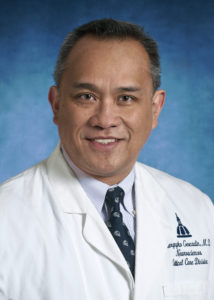 Romer Geocadin, MD, Professor, Division of Neurosciences Critical Care