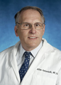 Allan Gottschalk, MD, PhD, Chief, Division of Neuroanesthesia; Program Director, Postdoctoral Research Training Program; Associate Professor, Division of Neuroanesthesia