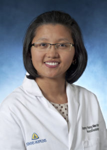 Bommy Hong Mershon, MD, Assistant Professor, Pediatric Anesthesia; Assistant Director of Patient Safety and Clinical Quality