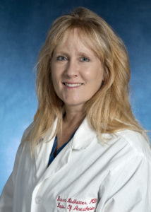 Dr. Dawn Ledbetter, Clinical Associate, Adult Anesthesiology