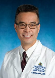 Ed Nguyen, MD, Medical Director, Johns Hopkins Ambulatory Anesthesia Services; Chief, Division of Ambulatory Anesthesia