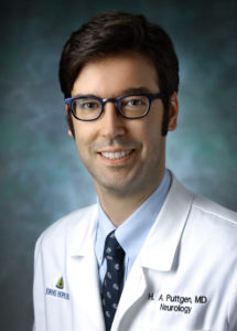 Hans Puttgen, MD, Assistant Professor, Division of Neurosciences Critical Care