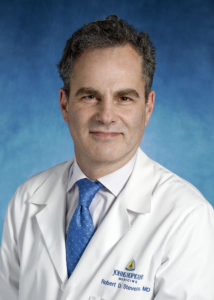 Robert Stevens, MD, Associate Professor, Division of Neurosciences Critical Care