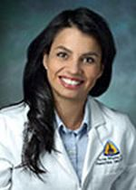 Lucia Rivera Lara, MD, Instructor, Division of Neurosciences Critical Care; Associate Professor