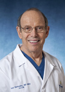 Ivor Berkowitz, MD, Associate Professor, Medical Director of the Pediatric Intensive Care Unit