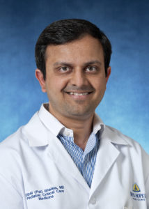 Utpal Bhalala, MD, Assistant Professor, Pediatric Anesthesia