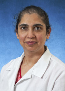 Asha Chari, MD, Clinical Associate, Bayview Medical Center