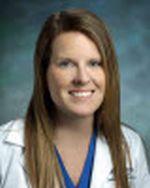 Caitlin Hudgins, MSN, CRNP, Adult Geriatric Acute Care Nurse Practitioner, Division of Neurosciences Critical Care