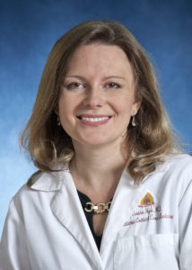 Corina Noje, MD, Assistant Professor, Pediatric Anesthesia; Medical Director for Pediatric Transport