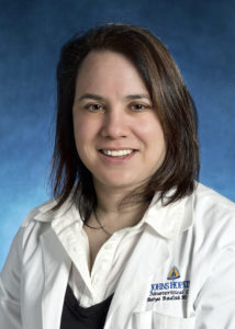 Batya Radzik, MSN, CRNP, Acute Care Nurse Practitioner, Division of Neurosciences Critical Care