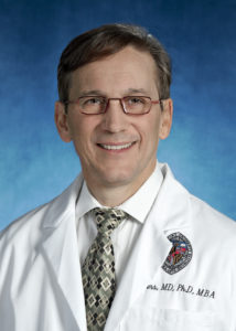 Richard Rivers, MD, PhD, MBA, Associate Professor, Division Chief, Ophthalmological Anesthesia