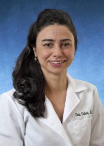 Sara Sateri, MD, Clinical Associate, Bayview Medical Center