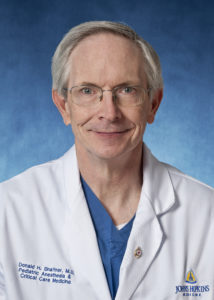"Donald ""Hal"" Shaffner, MD – Johns Hopkins Anesthesiology"