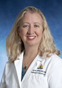 Nicole Shilkofski, MD, MEd, Assistant Professor, Pediatric Anesthesia