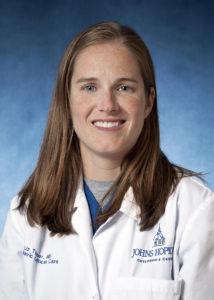 "Elizabeth ""Liz"" Tucker, MD, Instructor, Pediatric Anesthesia"