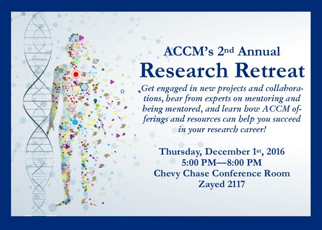 2016accmresearchretreat
