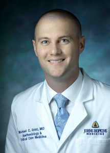 Michael Grant, MD, Assistant Professor, Anesthesiology And Critical Care Medicine