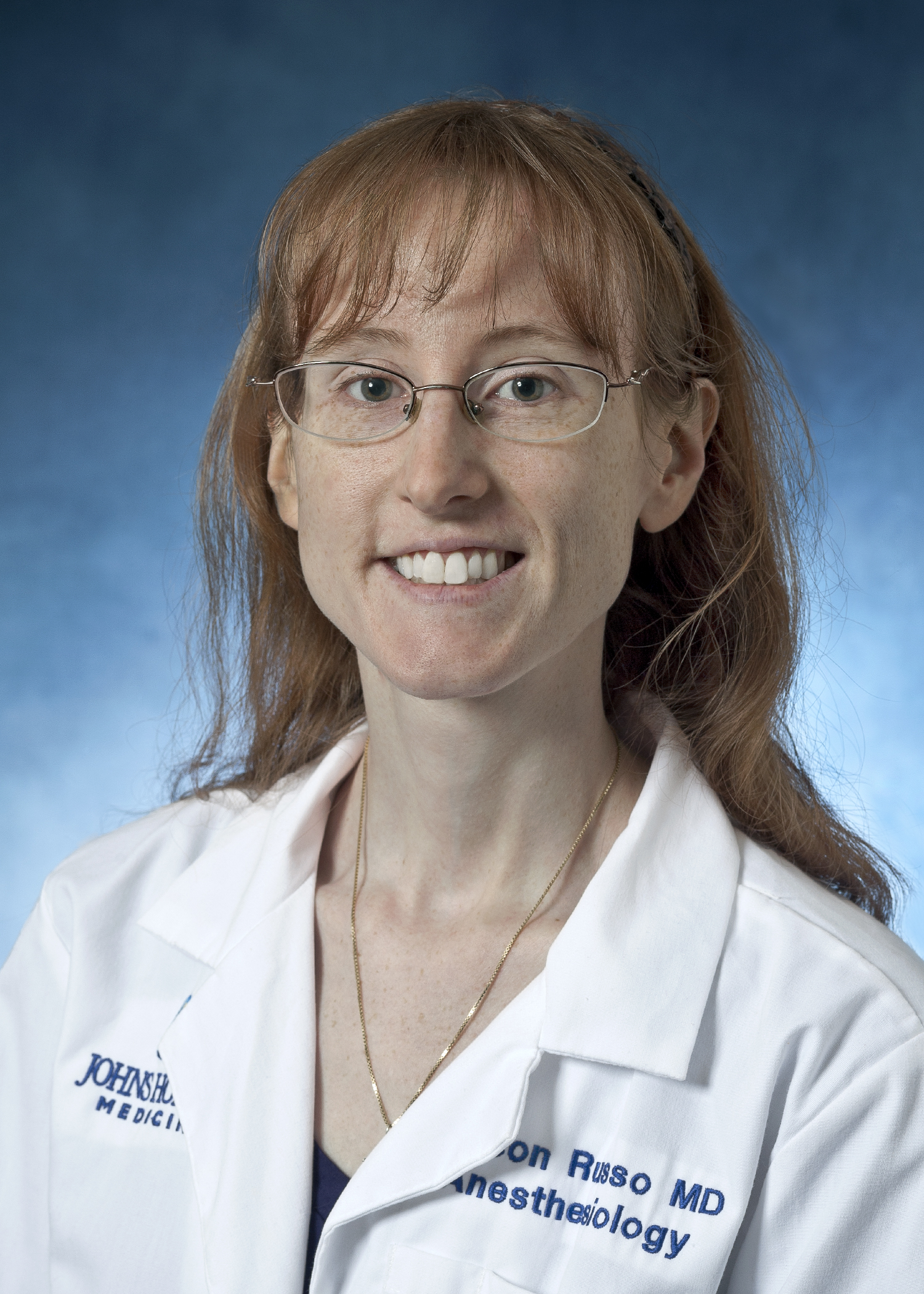 Dr. Alyson Russo, Instructor of Anesthesiology And Critical Care Medicine