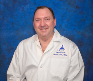 Chuck (Lewis) Eder, MS, CRNA – Johns Hopkins Anesthesiology